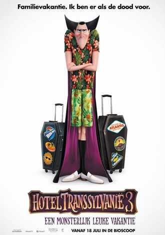 Hotel Transylvania 3: Een Monsterlijk Leuke Vakantie