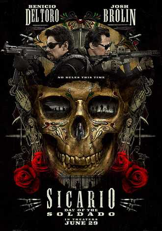 Sicario : Day of the Soldado