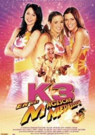 K3 en het Magische Medaillon