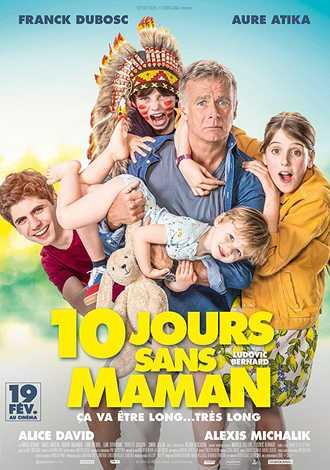 10 jours sans Maman