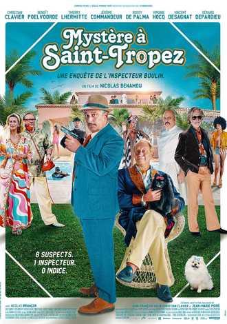 Mystère de Saint-Tropez