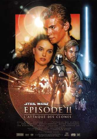 Star Wars Episode 2 : Attack of the Clones