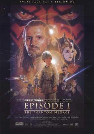 Star Wars Episode 1 : The Phantom Menace
