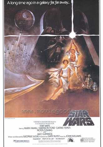 Star Wars Episode 4 : A New Hope