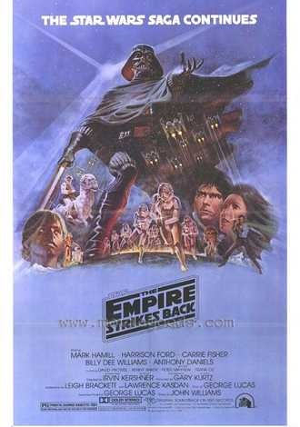 Star Wars Episode 5 : The Empire Strikes Back