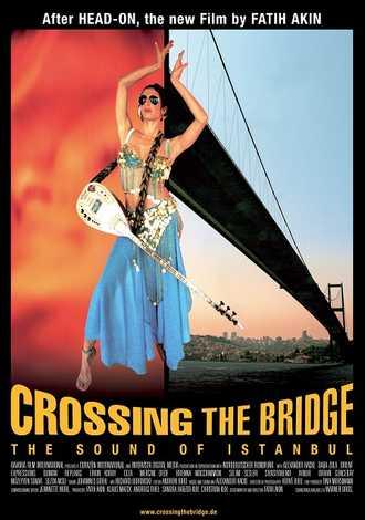 Crossing the Bridge of Istambul