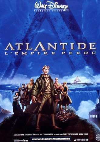 Atlantis, the lost empire