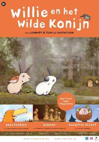 Willie en het Wilde Konijn