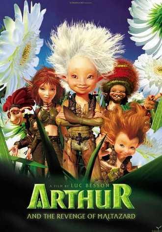 Arthur en de Wraak van Maltazard