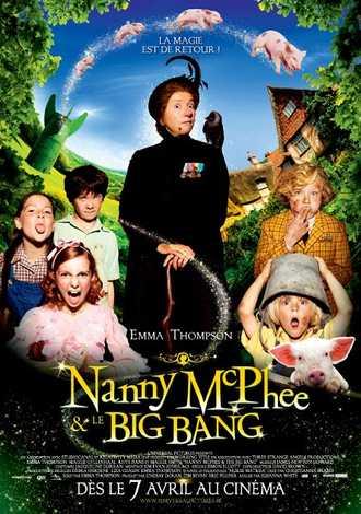 Nanny McPhee: De vonken vliegen eraf