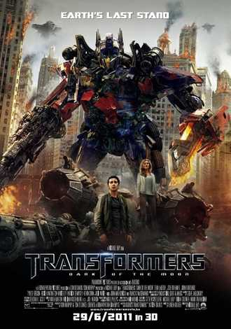 Transformers 3 : Dark of the Moon