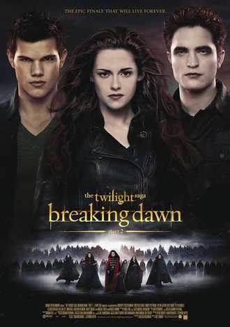The Twilight Saga: Breaking Dawn (part 2)