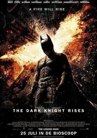 The Dark Knight Rises (Batman 3)