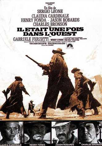 C'era una volta il West (Once Upon a Time in the West)