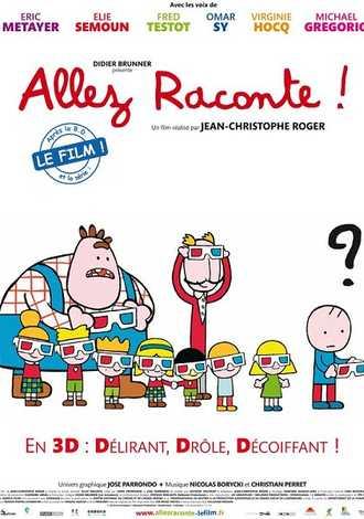 Allez Raconte!