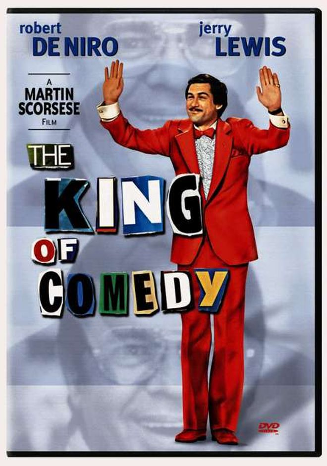 News The King Of Comedy Movie 1982 Martin Scorsese