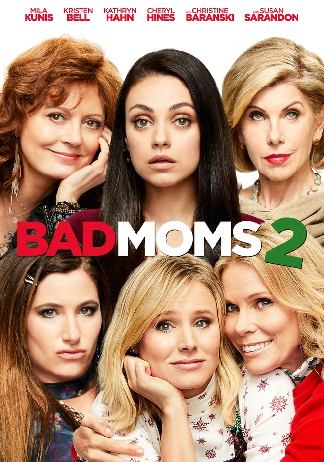 Bad Moms Christmas Poster.A Bad Moms Christmas Movie 2017 Jon Lucas Scott Moore