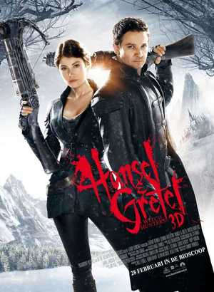 Hansel & Gretel : Witch Hunters - Action, Horror, Comedy, Fantasy