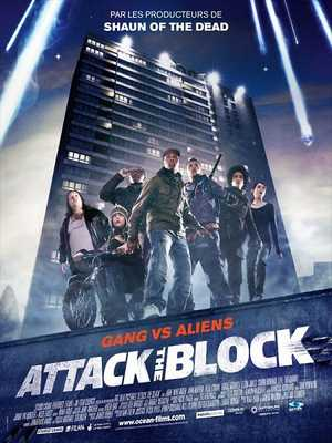 Attack the Block - Action, Science Fiction