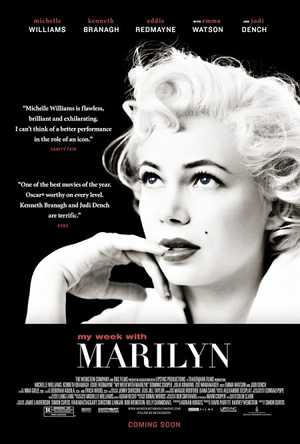 My Week with Marilyn - Biographical, Drama