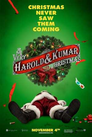 A Very Harold & Kumar Christmas - Comedy