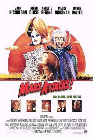 Mars Attacks - Action, Comedy, Fantasy