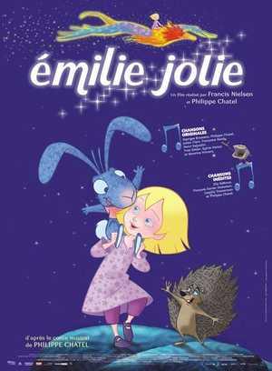 Emilie jolie - Animation (modern)