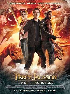 Percy Jackson & the Olympians: The Sea of Monsters - Fantasy, Adventure