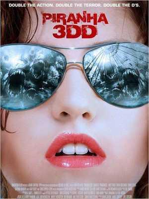 Piranha 3DD - Horror, Drama