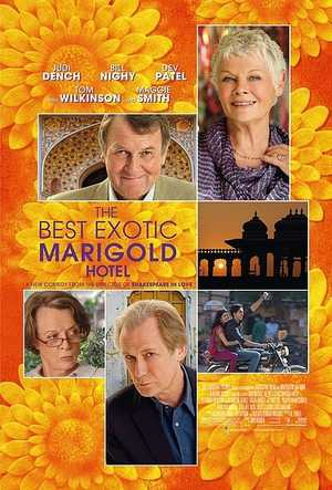 The Best Exotic Marigold Hotel - Melodrama