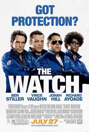 The Watch - Science Fiction, Comedy