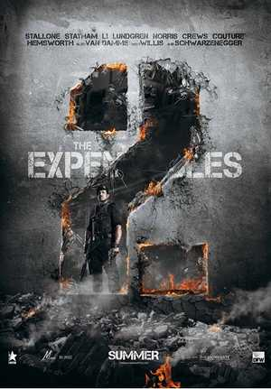 The Expendables 2 - Action