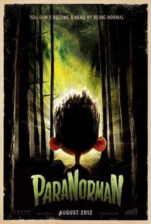 ParaNorman - Comedy, Fantasy, Adventure, Animation (modern)