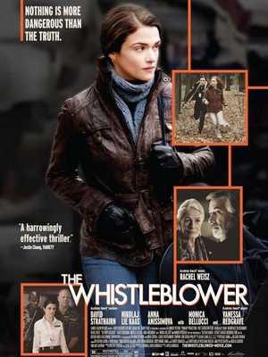 The Whistleblower - Drama