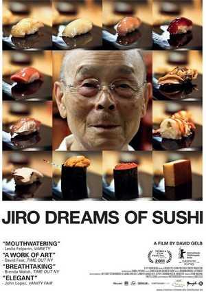 Jiro Dreams of Sushi - Documentary