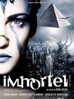 Immortel : Ad Vitam - Thriller