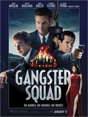 Gangster Squad - Crime, Drama