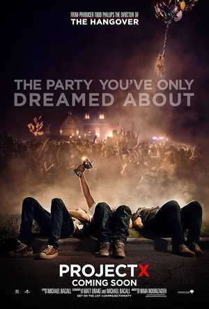 Project X - Comedy