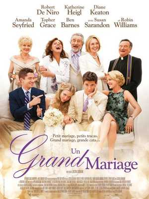 The Big Wedding - Comedy