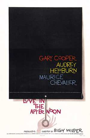 Love In The Afternoon - Drama, Comedy, Romantic