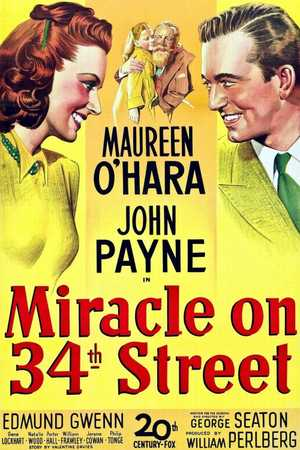 Miracle On 34th Street - Melodrama, Drama, Family