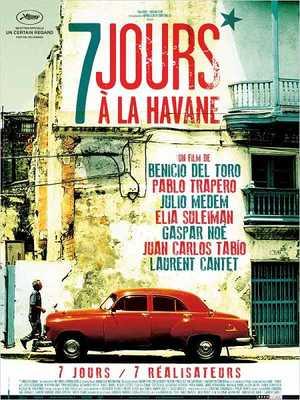 7 Días en La Habana - Drama