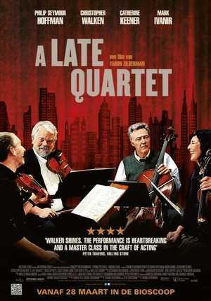 A Late Quartet - Drama