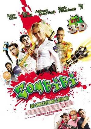 Zombibi - Horror, Comedy
