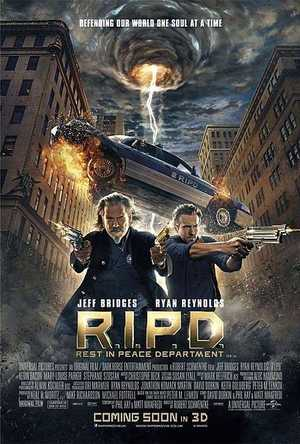 R.I.P.D. - Action, Science Fiction, Comedy