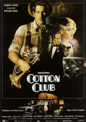 The Cotton Club - Drama, Musical, Crime