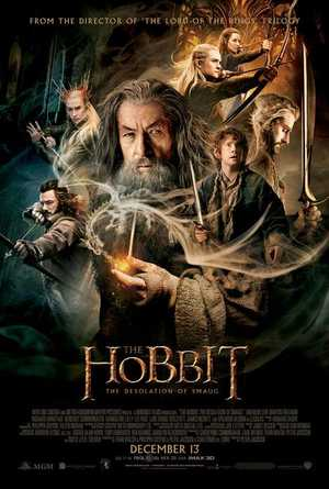 The Hobbit: The Desolation of Smaug - Action, Fantasy, Adventure