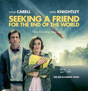 Seeking a Friend for the End of the World - Drama, Comedy, Romantic