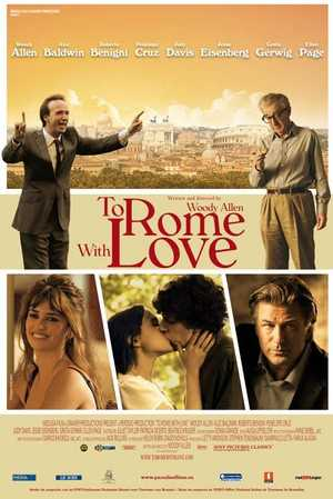To Rome with Love - Comedy