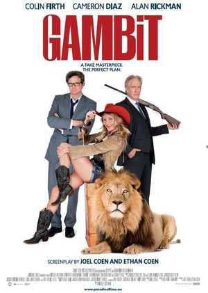 Gambit - Crime, Comedy